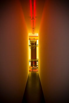 """""""Dream Passage with Four Corridors"""" by Bruce NAUMAN #2 