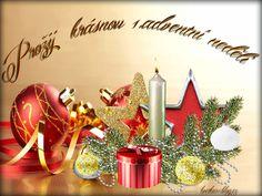 Christmas And New Year, Merry Christmas, Christmas Ornaments, Advent, Table Decorations, Holiday Decor, Gifs, Blog, Home Decor