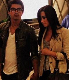 Demi and Joe forever <3