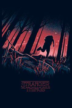 Stranger Things, 2016