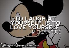 Love mickey :)
