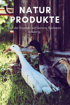 Naturprodukte für die Outdoorhygiene. Eine Auflistung zum Kaufen oder Selbermachen, naturschonend und biologisch abbaubar.