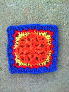 bright granny square, crochetbug, granny square, multicolor crochet blanket, crochet afghan, crochet squares