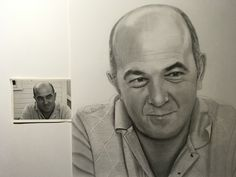 This is a pencil drawing of my Dad that I just completed, from an old photo.