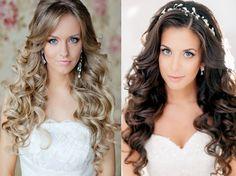 TPM Básica: Penteados soltos para noivas