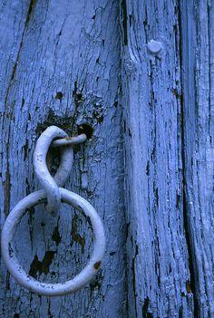 taos blue door #doors
