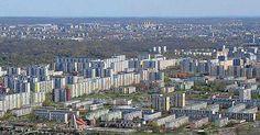 Poland, Lodz, Retkinia