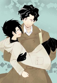 Anime Child, Two Best Friends, Angel Of Death, Tsundere, Best Dad, Anime Style, Neverland, Cosplay, Fandom