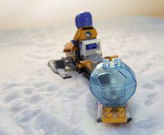 LEGO CITY Arctic Snowmobile 5
