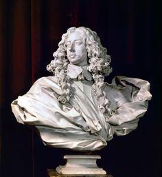 Busto di Luigi XIX di #Bernini