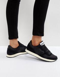 b7eeae8f2603 Saucony Vintage Sneakers In Black Vintage Sneakers