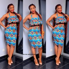 Trendy and Stylish! Ankara Styles That Will Make You Snap Up Your Look - Wedding Digest Naija African Attire, African Wear, African Women, African Style, African Outfits, African Inspired Fashion, African Print Fashion, Fashion Prints, African Print Dresses