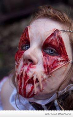 porcelain doll makeup halloween - Bing Images