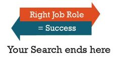 Right jobs for you.