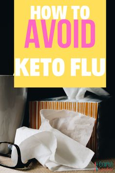 Avoid the keto flu with these simple tips and tricks in week 1 of the keto diet. The keto flu is horrible, try to avoid it if you can! Tips to avoid the keto flu now! Keto Flu, Ketogenic Diet For Beginners, Lose Weight, Simple, Tips, Counseling
