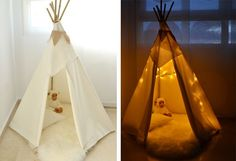 How to make a tipi