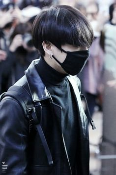 #BTS Airport Fashion