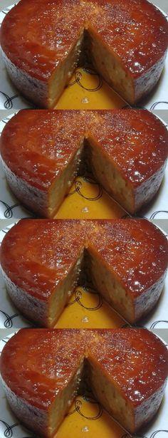 Pudding Recipes, Dessert Recipes, Desserts, Easy Birthday Cake Recipes, Malva Pudding, Portuguese Recipes, Yummy Cakes, Food Inspiration, Sweet Recipes