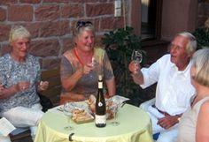 Urlaub in unserem Gästehaus | Weingut Gästehaus Platz St. Martin