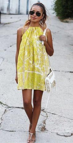 Moldes Moda de la medida: el vestido simple
