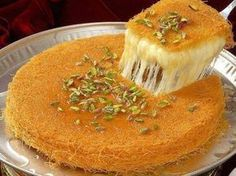 Looking for Lebanese recipes? Here you'll find more than 450 trusted, authentic, and home-style Lebanese recipes from savory to sweet. Lebanese Desserts, Lebanese Recipes, Turkish Recipes, Knafeh Recipe Lebanese, Persian Recipes, Arabic Recipes, Arabic Dessert, Arabic Sweets, Arabic Food
