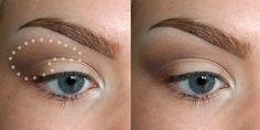 How to: Eyeshadow basics