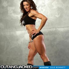 Julie Bonnett: www.cutandjacked.com/Interview-Julie-Bonnett-2