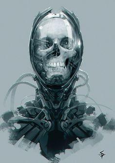 New science fiction concept art design Ideas Arte Sci Fi, Sci Fi Art, Fantasy Kunst, Fantasy Art, Digital Art Fantasy, Dark Fantasy, Character Concept, Character Art, Art Science Fiction