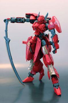 Frame Arms - Magatsuki Custom by SOMA