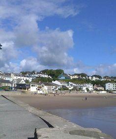 Saundersfoot Wales Uk, South Wales, Photomontage, Pembroke Wales, Travel Around The World, Around The Worlds, Kingdom Of Great Britain, Cymru, Beach Walk