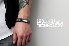 The Jawbone UP is a fashionable asset to your outfit but also to your life by counting how many hours of sleep you get to even what kind of foods you are consuming by a scan of the bar code. Not only does it look great with your outfit but it is helping you create a better lifestyle. -Brionna J