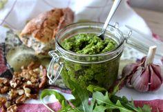 Domácí pesto z rukoly | Cooking with Šůša