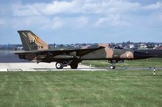 67-0120 F-111E Seen here in the markings of the Commander of the 20th Fighter Wing, RAF Upper Heyford. Presently on display at the American Air Museum, Duxford. Caught at RAF Finningley September 1993