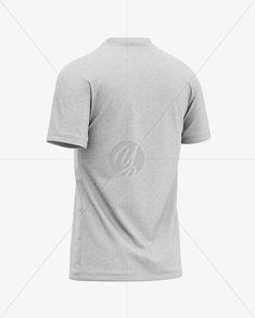 Download Idei Na Temu Men S T Shirt Mockup 410 Futbolki Sportivnye Kostyumy Muzhskie Futbolki