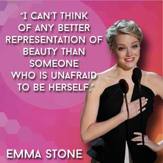 Emma Stone | 21 Inspiring Quotes Every Woman Needs In Her Life