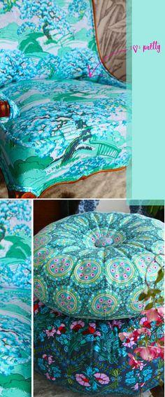 New Amy Butler Fabrics: Cameo