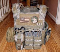 Shellback Tactical Banshee Rifle Plate Carrier $170 (A-Tacs AU) - TAN