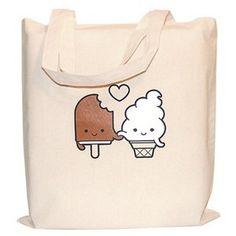 Le sac parfait pour remplir son congélateur de Delicious desserts !