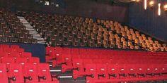 Refurbishment and re-branding works Cinestar / VOX Cinema in Marina Mall, Abu Dhabi. The Marina Mall Cinestar cinema was the first cinema to be refurbished and re-branded to VOX Cinemas. Refurbishment, Abu Dhabi, Mall, Cinema, Branding, Movies, Cinema Movie Theater, Brand Identity, Movie Theater