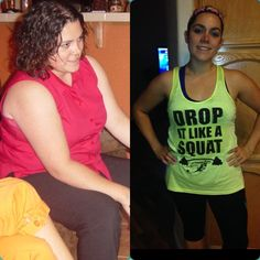 Amber's weight loss success story - Rules of Dieting