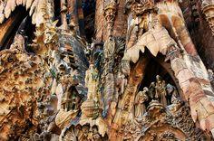 Nativity facade Sagrada Familia | Flickr - Photo Sharing!