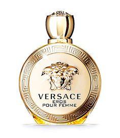 Versace Eros Pour Femme Eau de Parfum Natural Spray #Dillards