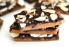 English Toffee | Food on the Food