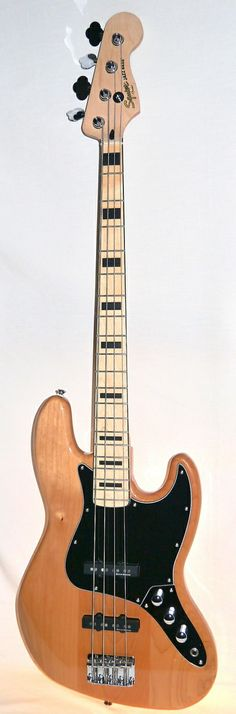 Indian Creek Guitars - Squier Vintage Modified 70's Jazz Bass - Natural, http://www.indiancreekguitars.com/squier-vintage-modified-70s-jazz-bass-natural/)