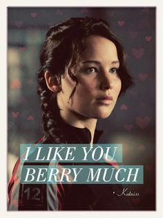 'Hunger Games' Valentines: Katniss
