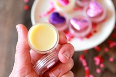 Homemade Kiss Gloss   from cheeky kitchen  3 tablespoons beeswax (about 1 oz)  3 tablespoons coconut oil  3 tablespoons cocoa butter  3 tablespoons shea butter  Melt on low heat. Pour into small containers.