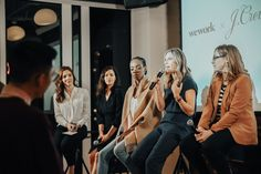 Defining Success in Your Own Terms linkedin @wework and @jcrew #styleyoursuccess #inittogether #sponsored