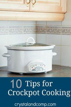 10 tips for crockpot