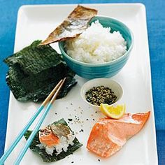 Salmon Shioyaki | MyRecipes.com