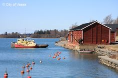 Palosaari @ Vaasa. www.visitvaasa.fi. Photo: Jenni Tuliniemi. Native Country, Jenni, Archipelago, Homeland, West Coast, Roots, Sweet Home, Cabin, Culture